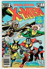 Marvel - X-MEN SPECIAL EDITION #1 - FN 1983 Vintage Comic