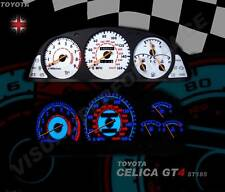 Toyota Celica GT4 ST185  speedo dash panel interior bulb lighting dial kit