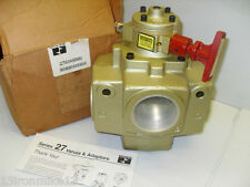 "**NEW IN BOX** ROSS 2783A8006 Series 27 PNEUMATIC Pilot Lock-Out Valve 1-1/2""NPT"