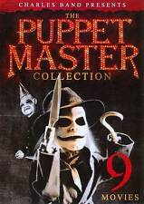 The Puppet Master Collection NEW (DVD, 2012, 2-Disc Set) 9 Movies
