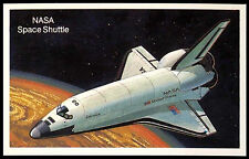 NASA Space Shuttle #12 Embassy World Of Speed Cigarette Card (C278)
