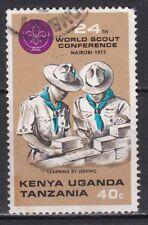 UGANDA-KENYA-TANZANIA  JAAR 1973  NR. Y&T 248 ° (L11)