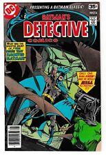 DETECTIVE COMICS #477 (NM) BATMAN! High Grade! Neal Adams Art!