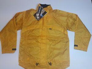 Endura Airzone Jacket leichte Fahrrad Jacke Radsport Fahrradsport Gold Größe L