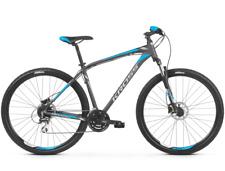 """Kross Hexagon 5.0 29"""" 2019 Bicicleta de Montaña - Grafito/Plata/Azul Mat"""