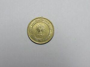 Bahrain Coin - 2000 10 Fils - Circulated, spots