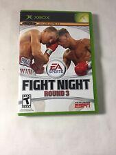 Microsoft XBox EA SPORTS FIGHT NIGHT ROUND 3