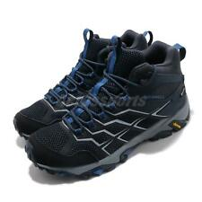 Merrell Moab FST 2 MID GTX Gore-Tex Navy Black Grey Men Outdoors Hiking J034209