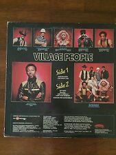 Village People Macho Man Album Great Pic Orig sleeve 1978