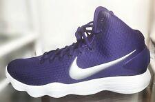 New NIKE Hyperdunk 2017 Mens 17 Purple Basketball Shoes 942571-500