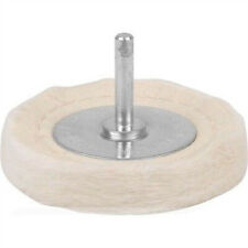 "4"" POLISHING CLOTH WHEEL 100mm Metal Drill BUFFER MOP PAD FITS DEWALT /MAKITA UK"