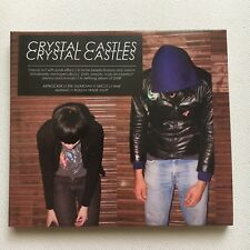 CRYSTAL CASTLES -  CRYSTAL CASTLES CD ALBUM