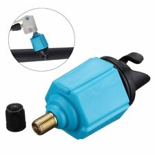 Sup Pump Adapter Inflatable Boat Pump Adapter Air Valve Paddle Board Accessories
