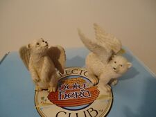 Holy Herd Club Renewal Kit Winged Polar Bear Angels Late Pete Apsit Noah's Ark