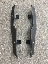 MAXTON DESIGN CANARDS FOR HONDA CIVIC TYPE R FK2 15+ FRONT BUMPER *UC*