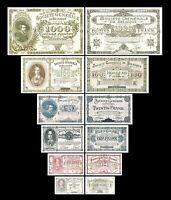 2x  1 - 1.000 Francs - Edition 1915 - 1918 - Reproduction - B 18