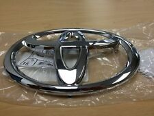 2007-2013 TOYOTA TUNDRA AND SEQUOIA FRONT GRILLE EMBLEM GENUINE TOYOTA ITEM OEM