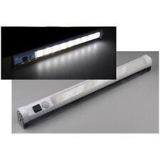 Unterbauleuchte 27cm 9SMD LED Leiste + Bewegungsmelder Batterie Kaltweiß 5792