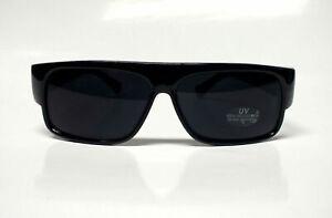 Schwarze Sonnenbrille Old School Locs EAZY-E Gangster Sunglasses 2. Wahl