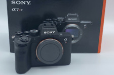Sony A7R IV 35mm Full-Frame Camera 61.0MP 🔥 - Black (Body Only) 5 Year Warranty
