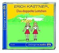 Das doppelte Lottchen. CD (Oetinger Audio) von Kästner, ... | Buch | Zustand gut