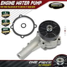 Water Pump For Ford Falcon FG I XR6 FG II 4.0L Barra 195 270T New TRU FLOW