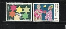 GUINEA ECUATORIAL. Año: 1983. Tema: NAVIDAD 1982.