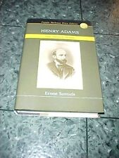 2003 HISTORY BOOK CLUB:  HENRY ADAMS, THE MIDDLE YEARS. PARKMAN PRIZE EDITION