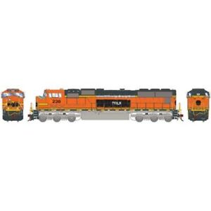 HO Scale Athearn Genesis 70654 SD75M, Progress Rail #238 (H2) w/SOUND & DCC