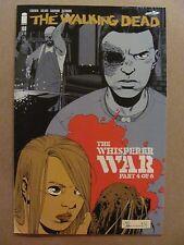 Walking Dead #160 Image Whisperer War Part 4 Robert Kirkman 9.6 Near Mint+
