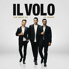 Il Volo - 10 Years - The Best Of... (NEW CD+DVD)