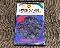 Morbid Angel – Altars of Madness. VG Cassette Tape Plays Well MG1