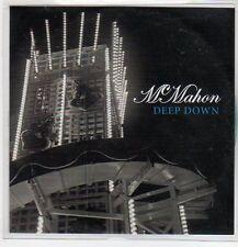 (EP926) McMahon, Deep Down - 2013 DJ CD
