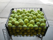 40 used Tennis Balls mixed brands Wilson Penns.