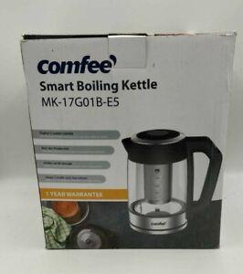 Comfee' Kettle-Mk-17G01B-E5, 1.7L Smart Boiling Kettle #47