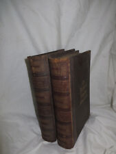 1872 Johnson's Natural History ~ The Animal Kingdom Illustrated ~ 2 Vol Goodrich