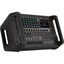 Yamaha EMX7 12-Input Powered Mixer with Dual 710 Watt Amp EMX-7 New - Make offer