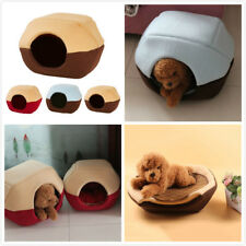 Alfombra De Cama Para Mascotas Mongolia Yurt Perro Gato Fosa Plegable Casa
