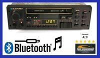 Original Blaupunkt Bremen SQR 32 mit Bluetooth + AUX  Neu Taste Oldtimer Rarität