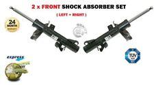 FOR MAZDA 3 MAZDA 5 2003 > 2X FRONT LEFT AND RIGHT SHOCK ABSORBER SHOCKER SET