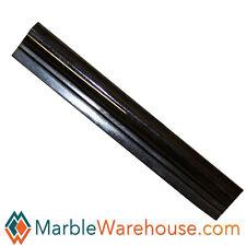 BLACK ABSOLUTE GRANITE CHAIR RAIL MOLDING  WALL TILE EDGE PIECE