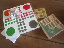3 x Simple Wooden Games