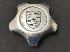 Porsche Cayenne Sport OEM Wheel Center Cap Polished Machined 7L5.601.149.C