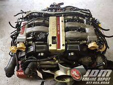 90 95 NISSAN 300ZX Z32 TWIN TURBO ENGINE AUTO TRANSMISSION ECU JDM VG30DETT