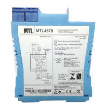 H● MTL4575 Temperature converter, THC or RTD input New.