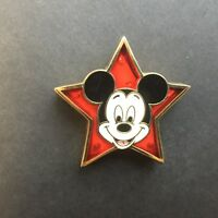 WDW Mickey Mouse Star Disney Pin 27562