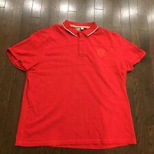 Ferrari Puma Golf Polo Shirt Mens Size L-2XL