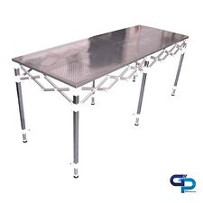 Pop Up Folding Motorsport Table/Counter 1m or 3m Available!