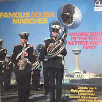 Marine Band of the Royal Netherlands Navy*  Famous So Vinyl Schallplatte 179032