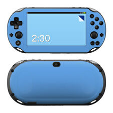 Sony PS Vita Slim Skin Kit - Solid Blue - Decal Sticker